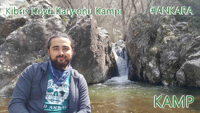 Kıbrıs Köyü Kanyonu Kampı